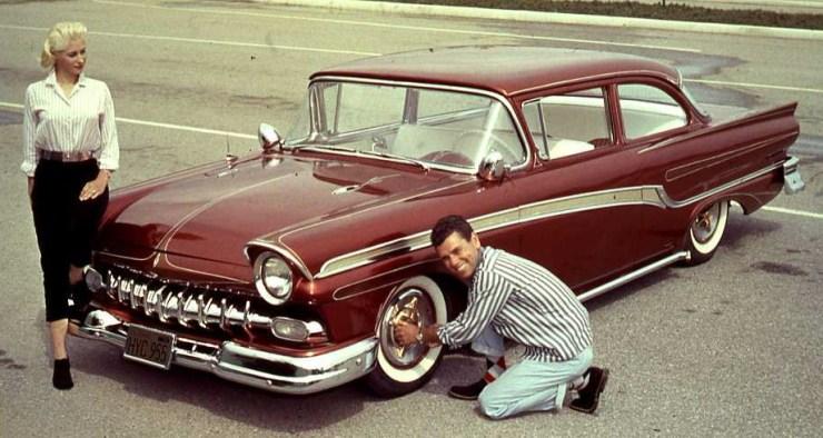 Dick Jackson's 1957 Ford custom