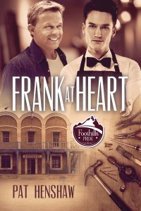 Book Cover: Frank at Heart
