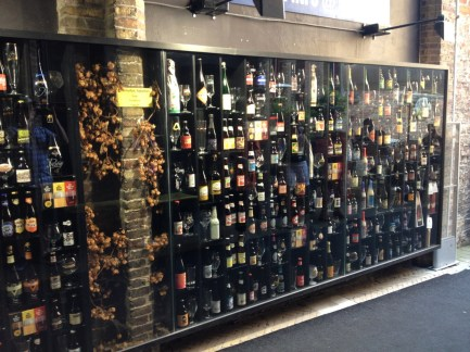 More Beer Wall