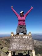 Mt Katahdin, 10/1/2013
