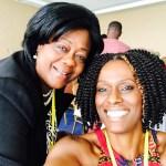 With Ghana's Police Academy Deputy Commandant