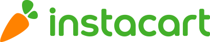 instacartlogowordmarktransparent