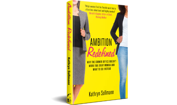 Ambition Redefined Book Cover