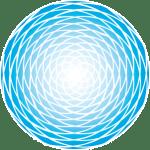 Azul Espiral Azul