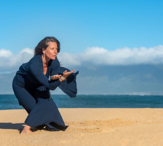 Azul cosciente Workshop online Paura e fiducia