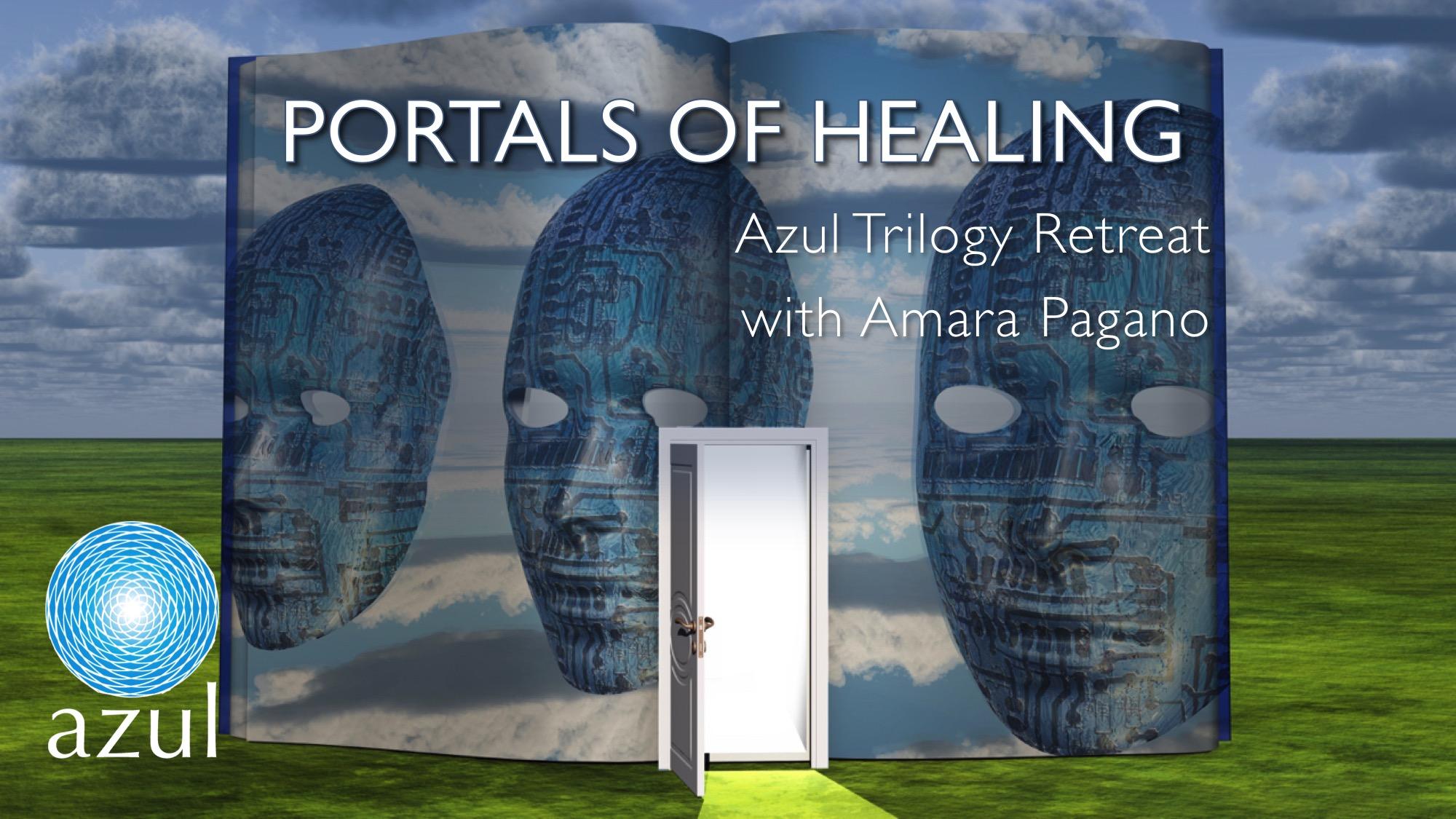 entering portals of healing