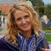 Karina Heiligers Azul świadoma nauczycielka tańca