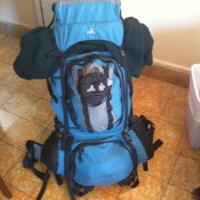 My Backpack Setup