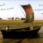 Monday Travel Quote:  Adjusting Sails