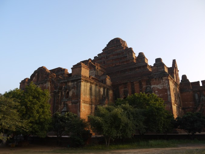The Dhammayangyi temple in Bagan.