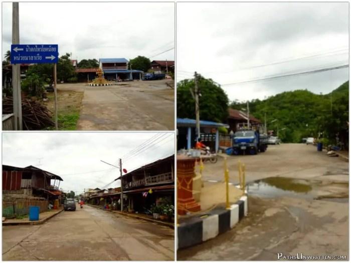 Shots of Nam Tok.