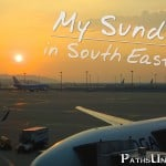 My Sundown in South East Asia
