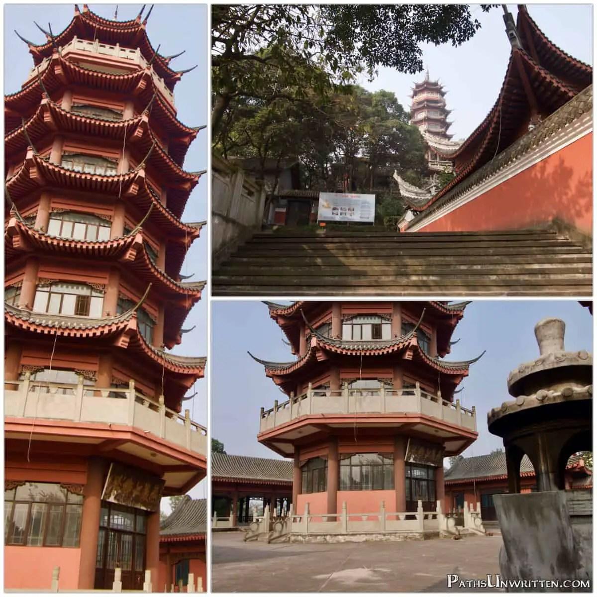 the pagodas of chongqing paths unwritten
