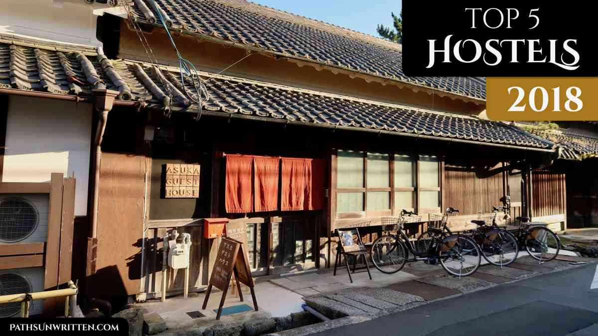 Top 5 Hostels of 2018