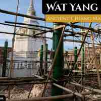 Wat Yang Kuang: Digging Up Chiang Mai's Buried Past
