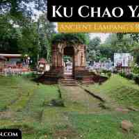 Ku Chao Ya Suta: Ancient Lampang's Ruined Temple