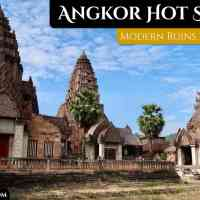 Chiang Rai's Angkor Wat Hot Spring Ruins