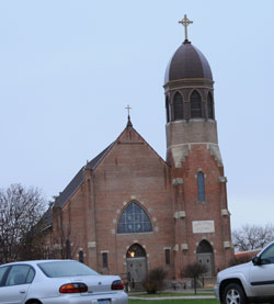 Holy Family Church