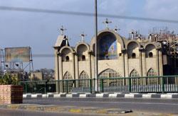 Church in Cairo