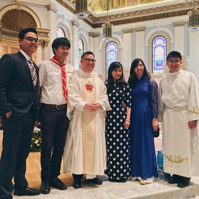 Diocese of San Jose Priest Ordinations 2019
