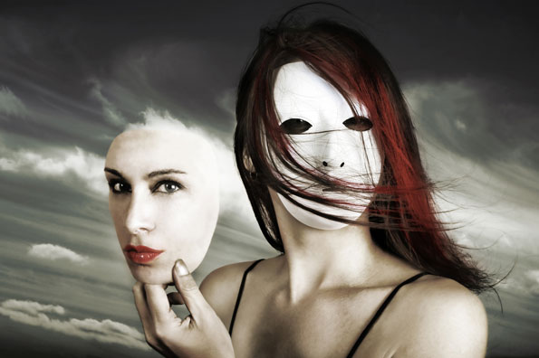 masks of addiction