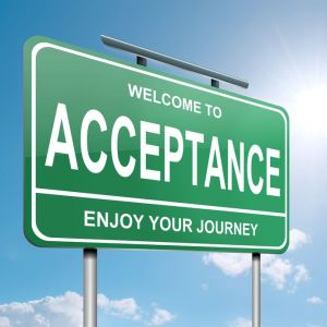 addiction and acceptance