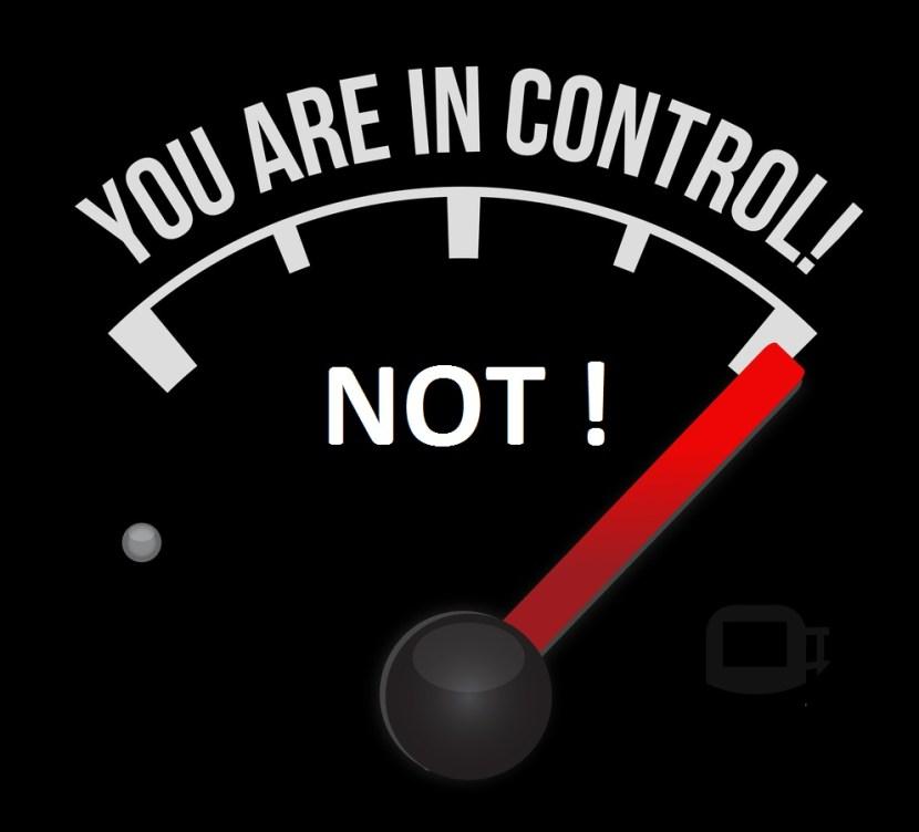 Control in addiction