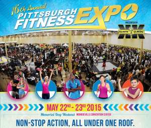 May 22 – 23: Pittsburgh Fitness Expo