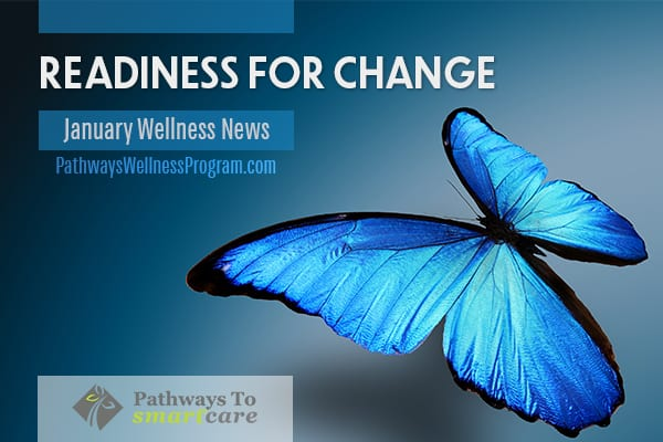 January Wellness:  Measure Your Readiness for Change