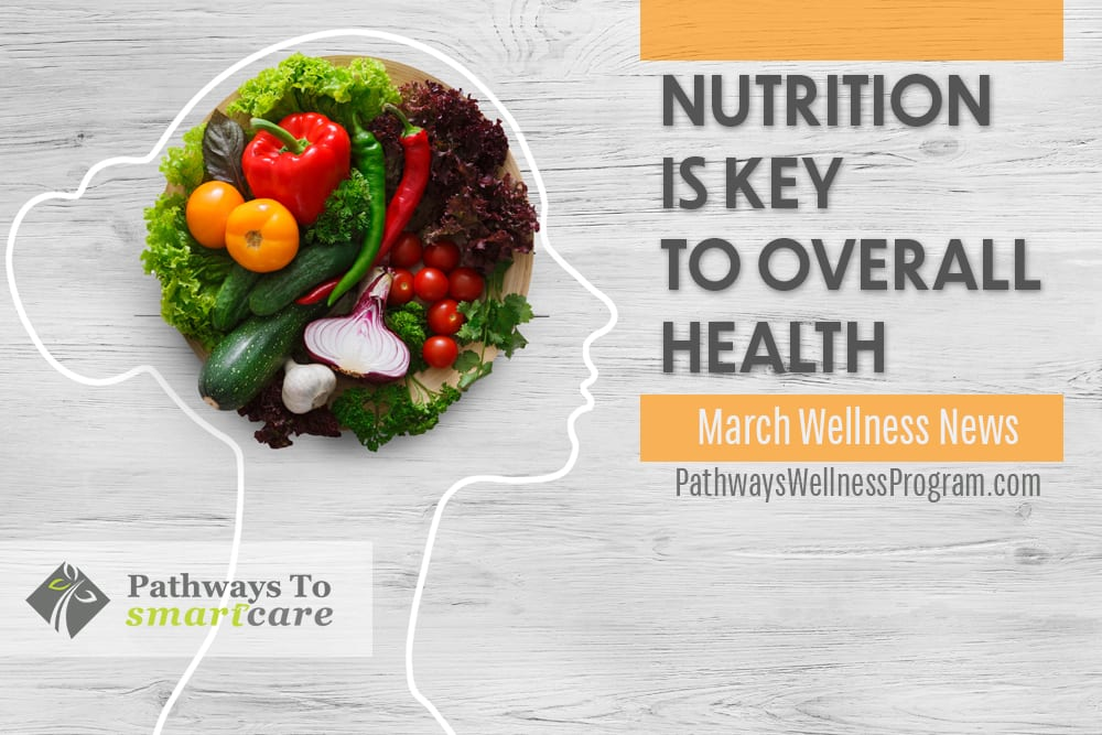 March Is Nutrition Month Pathways To Smartcare Wellness Program