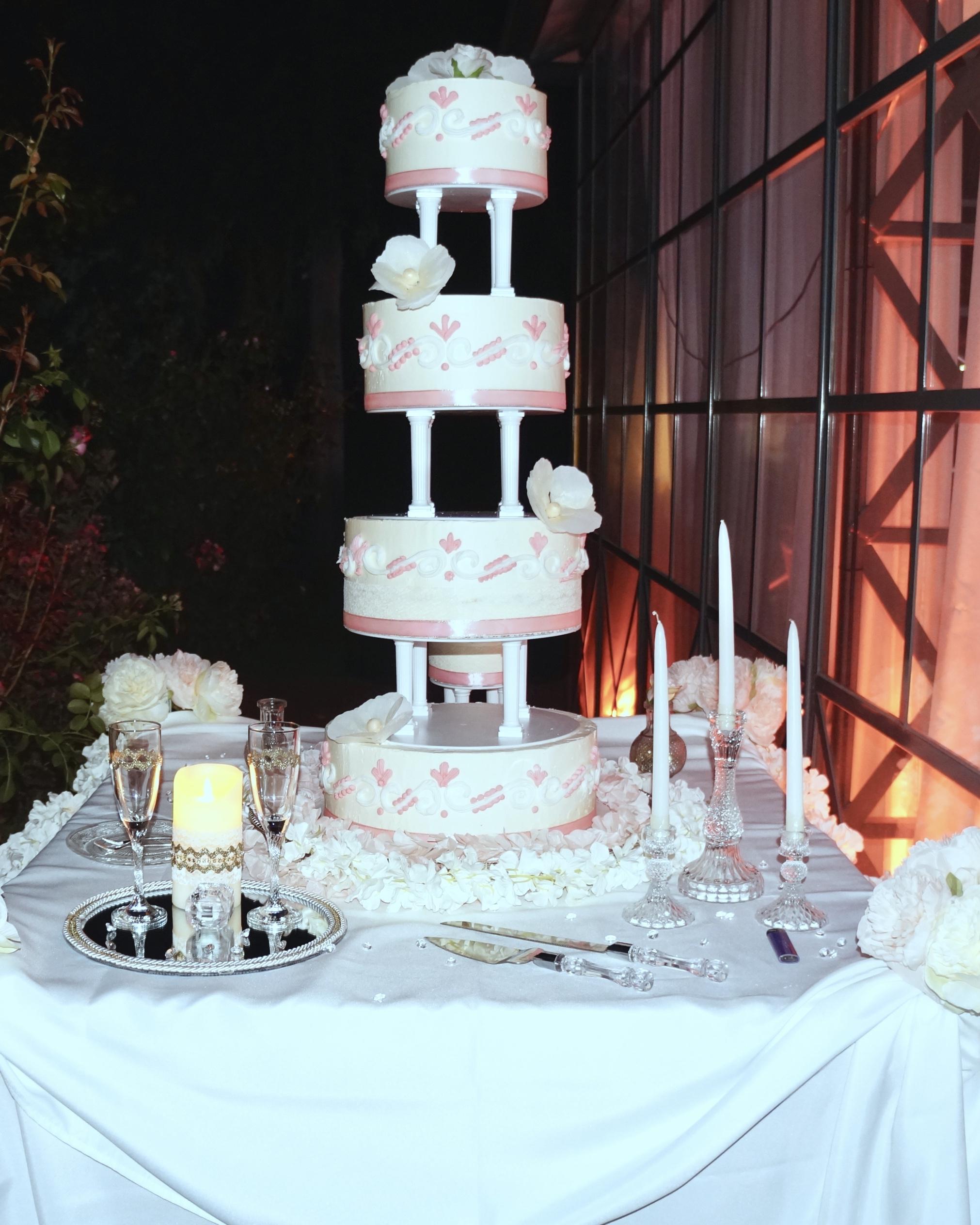 wedding cake mariage paris