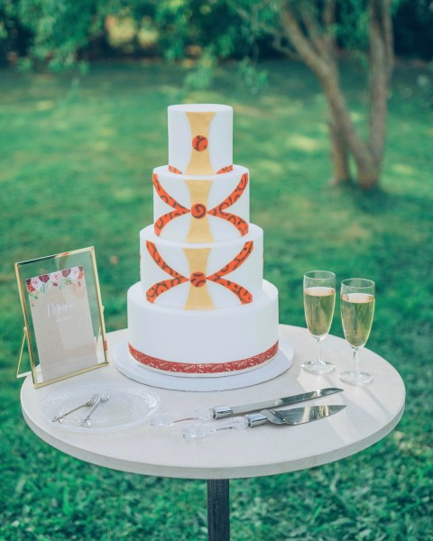 Wedding Cake Afro Chic Wax