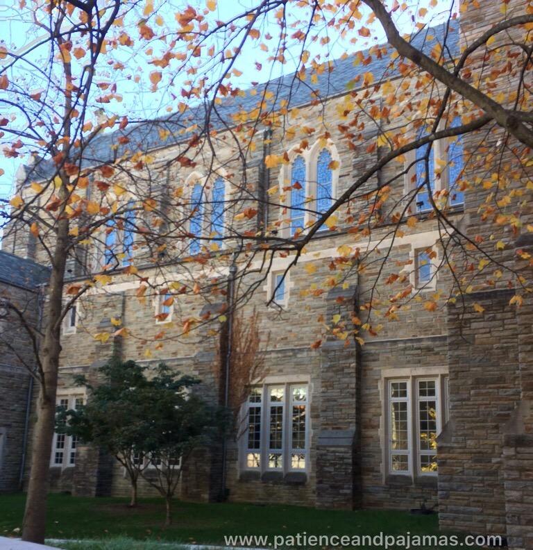 Fall Open House at Loyola University Maryland