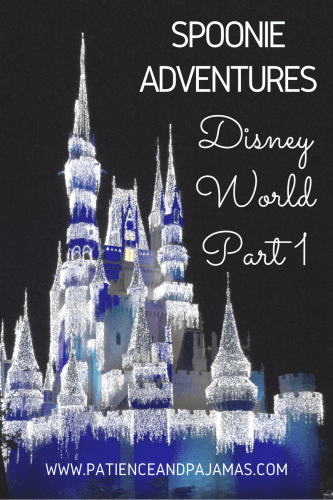 Disney Travels Part One: Flying with POTS & Magic Kingdom!