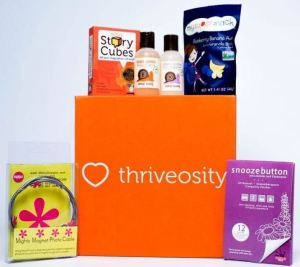 Thrivosity care packages for cancer patients