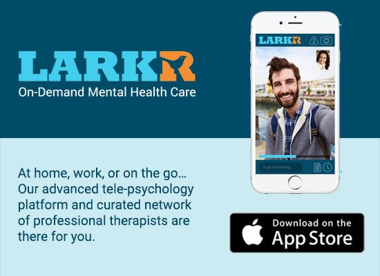 LARKR On Demand Mental Health Care with Shawn Kernes on the Patient Activation Network