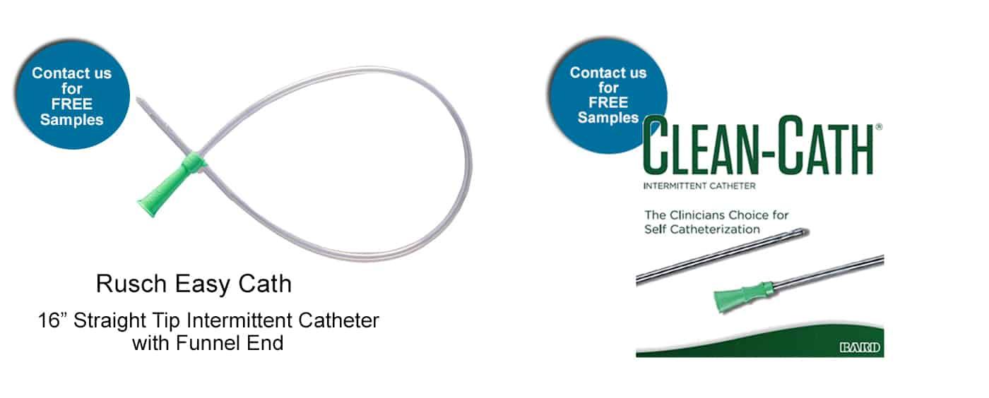straight catheterization