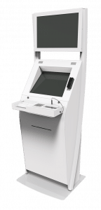 Patient Kiosk Check-In Healthcare kioskBoston