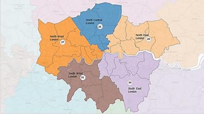 Northwest London