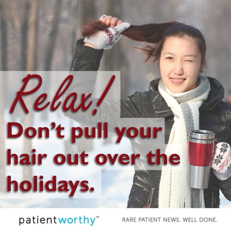 Holidays Are Not for Pulling Out Your Hair