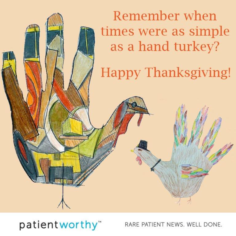 Simple Hand Turkeys