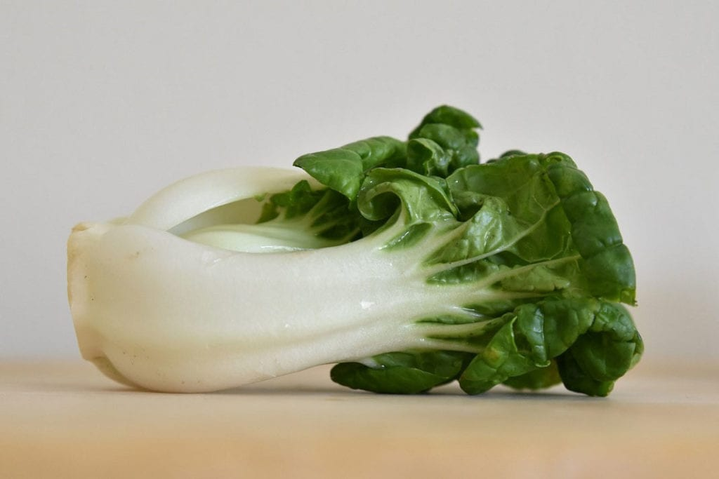 When Balancing Electrolytes, Grab Bok Choy Instead of a Sports Drink