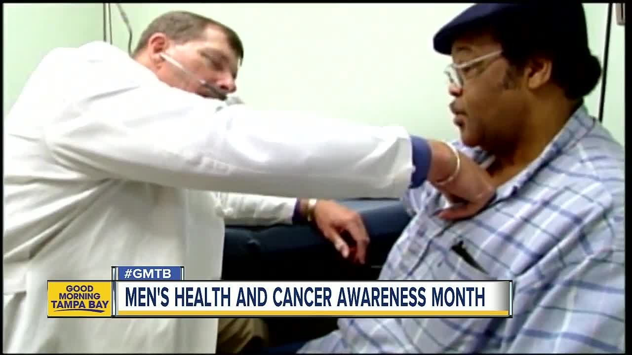 Gentlemen, This One's For You: Men's Health Awareness Week is Now!