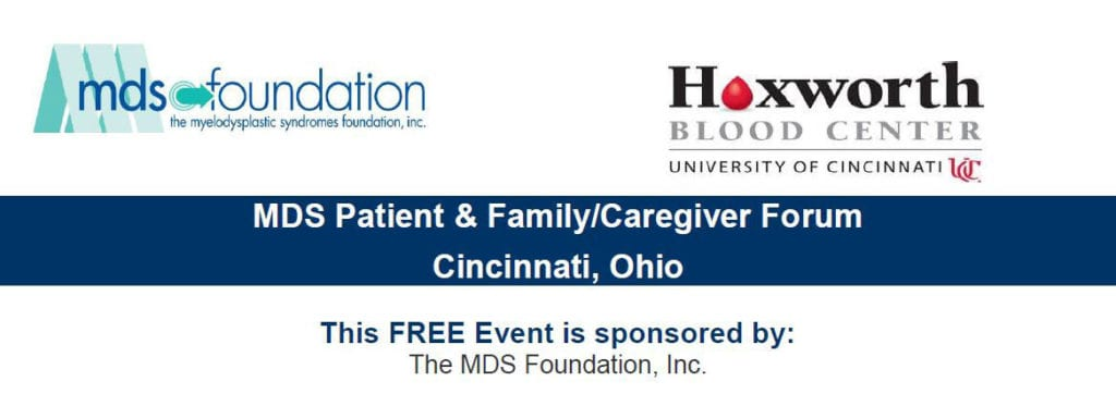 Free MDS Event in Ohio!