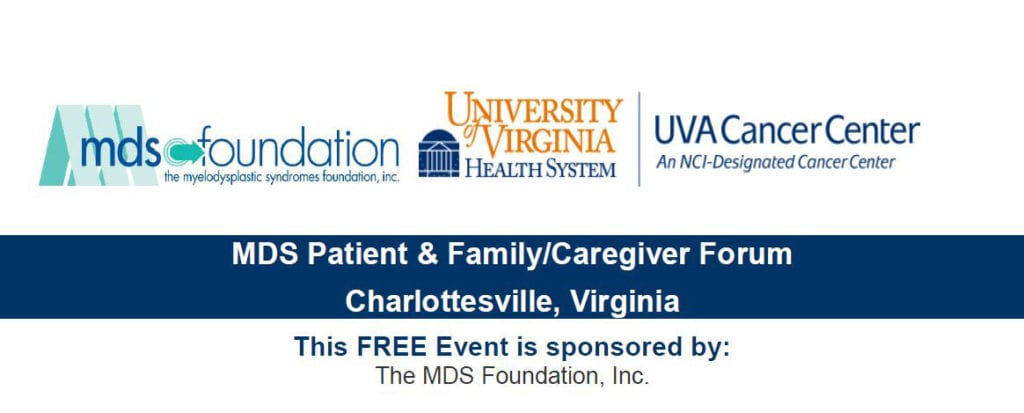 FREE MDS Event in VA Rescheduled for December 15th!