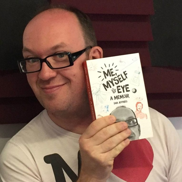 Me, Myself, and Eye: Dan's Experiences with Two Rare Diseases