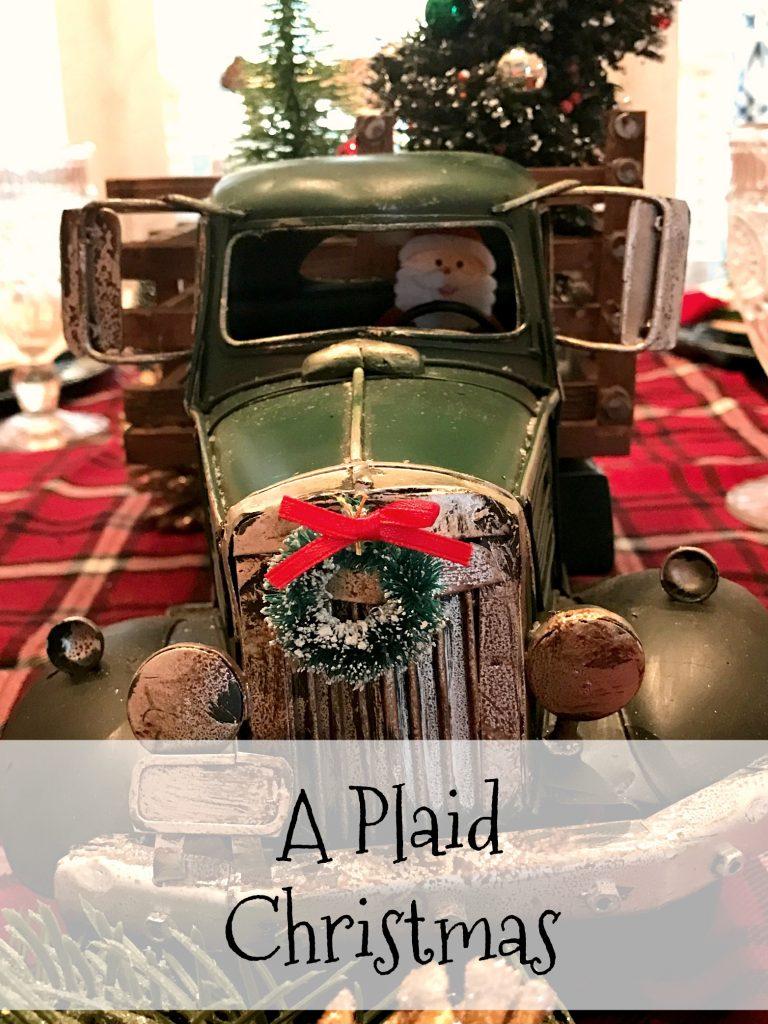 A Plaid Christmas