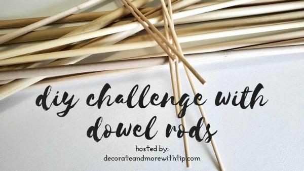 August DIY Challenge