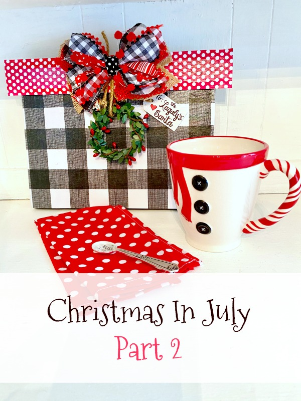 Christmas in July Part 2