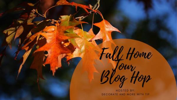 Fall Home Tour Blog Hop